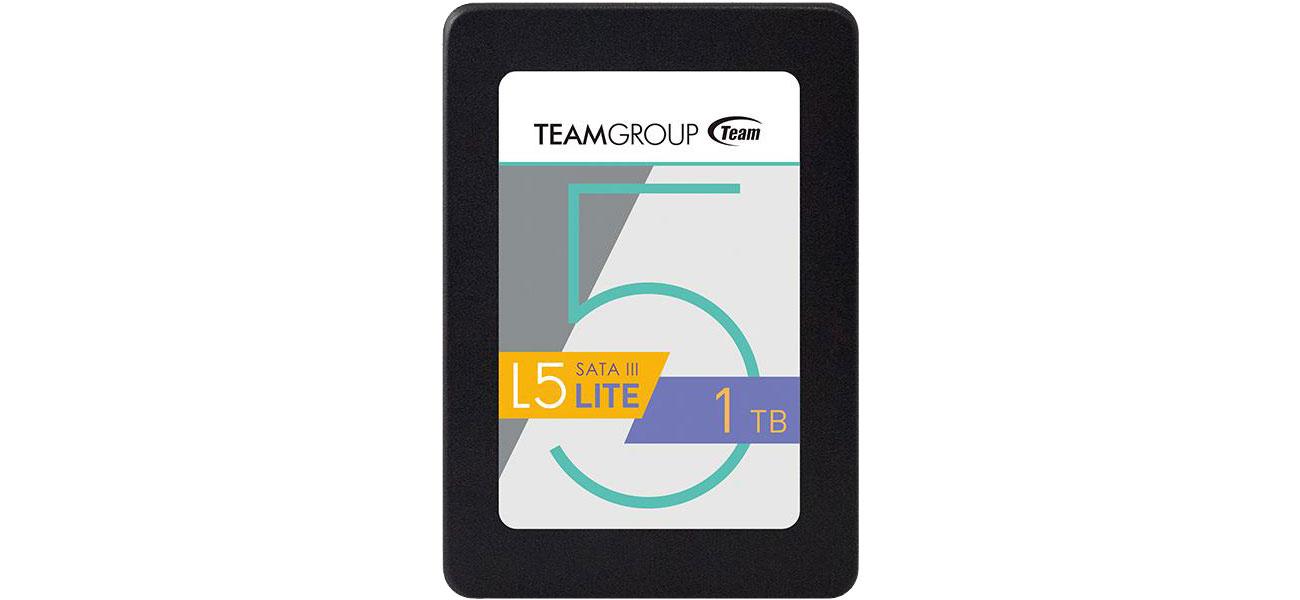 Dysk SSD Team Group 1TB 2,5'' SATA SSD L5 LITE T2535T001T0C101