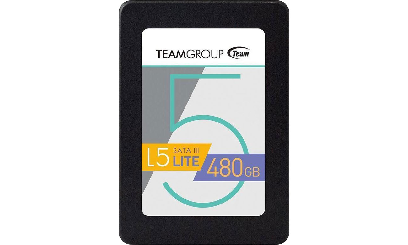 Dysk SSD Team Group 480GB 2,5''' SATA SSD L5 LITE T2535T480G0C101