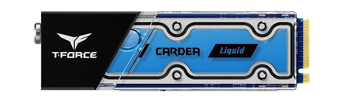 Dysk 1TB M.2 PCIe NVMe T-Force CARDEA Liquid