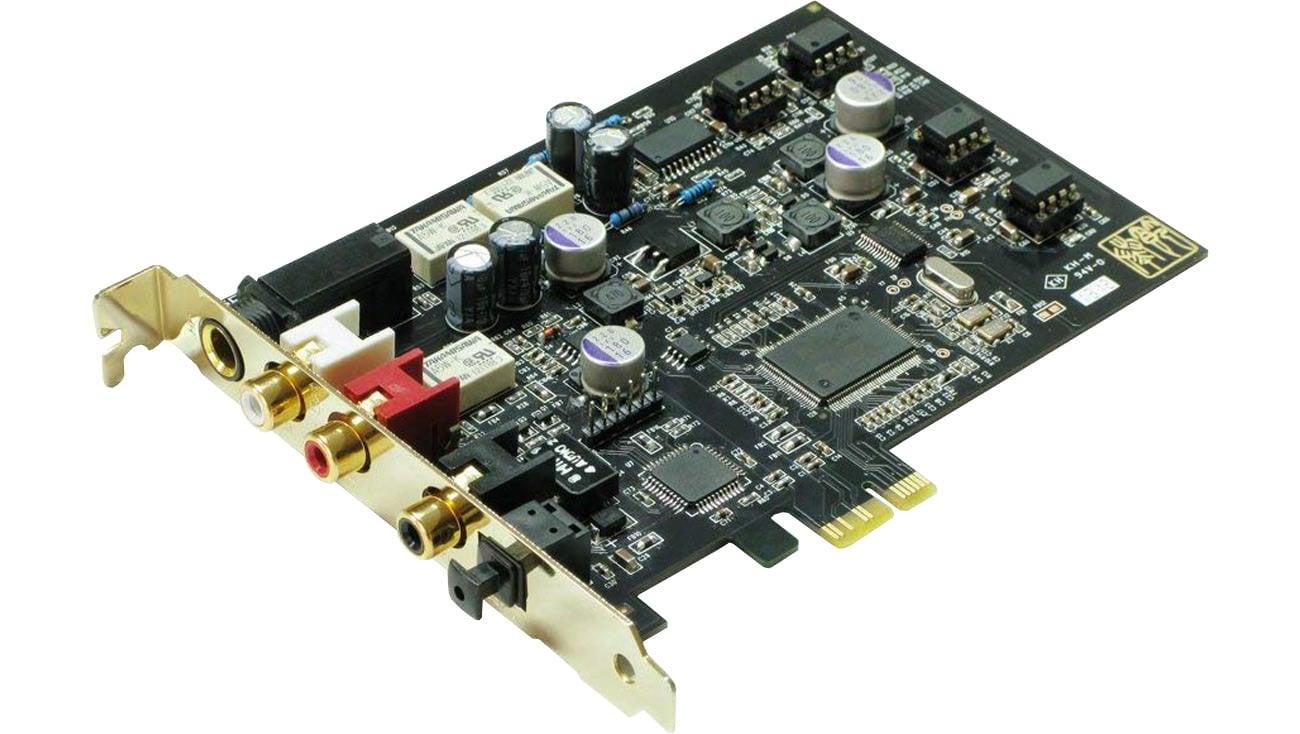 Tempotec Serenade PCI-E Karta dźwiękowa