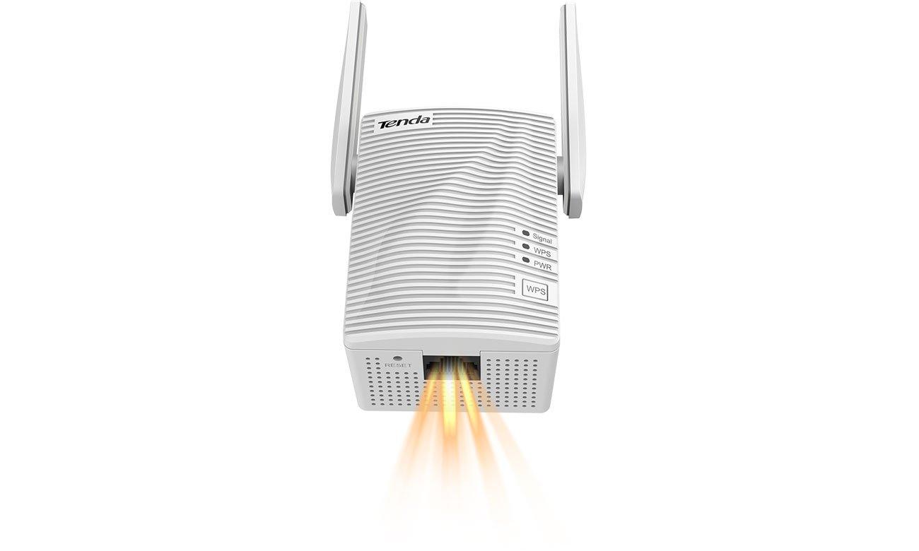 Dodatkowy port LAN 100 Mb/s