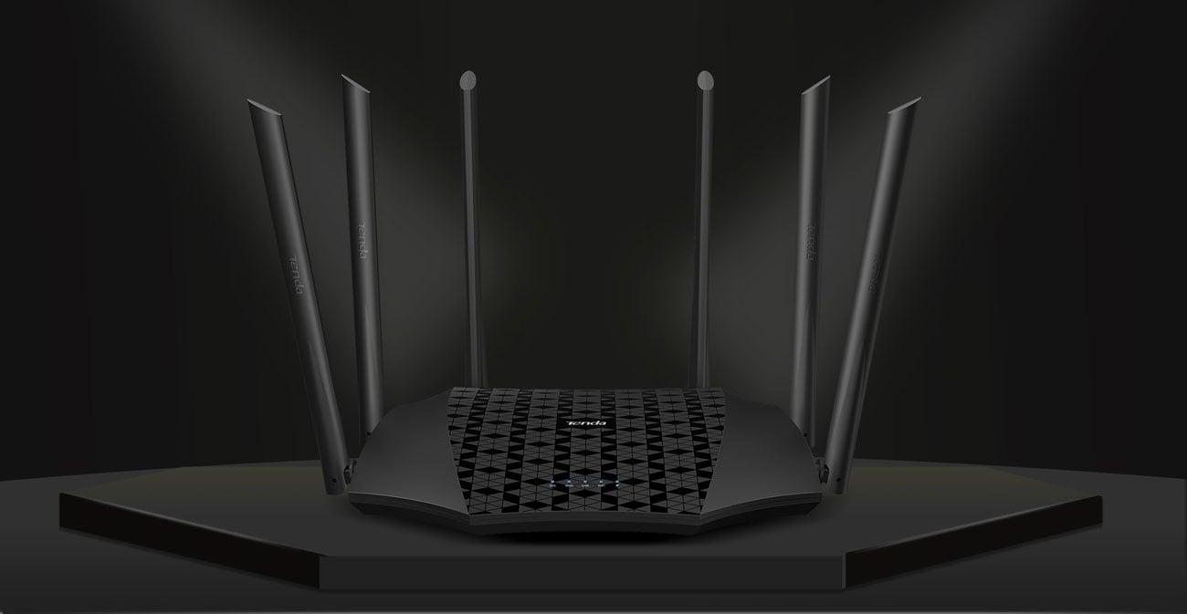 Router Tenda AC21 2100Mb/s DualBand AC21 MU-MIMO