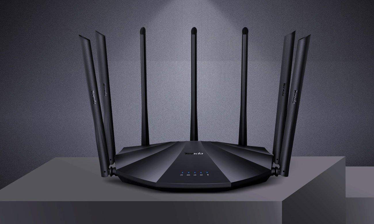 Router Tenda AC23 (2100Mb/s a/b/g/n/ac) DualBand