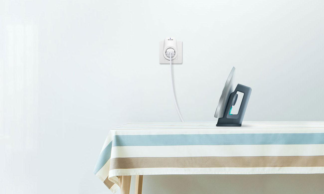 Gniazdo Smart Plug Tenda Beli SP3 4-PACK 2.3KW bezprzewodowe (Wi-Fi) SP3 4PACK