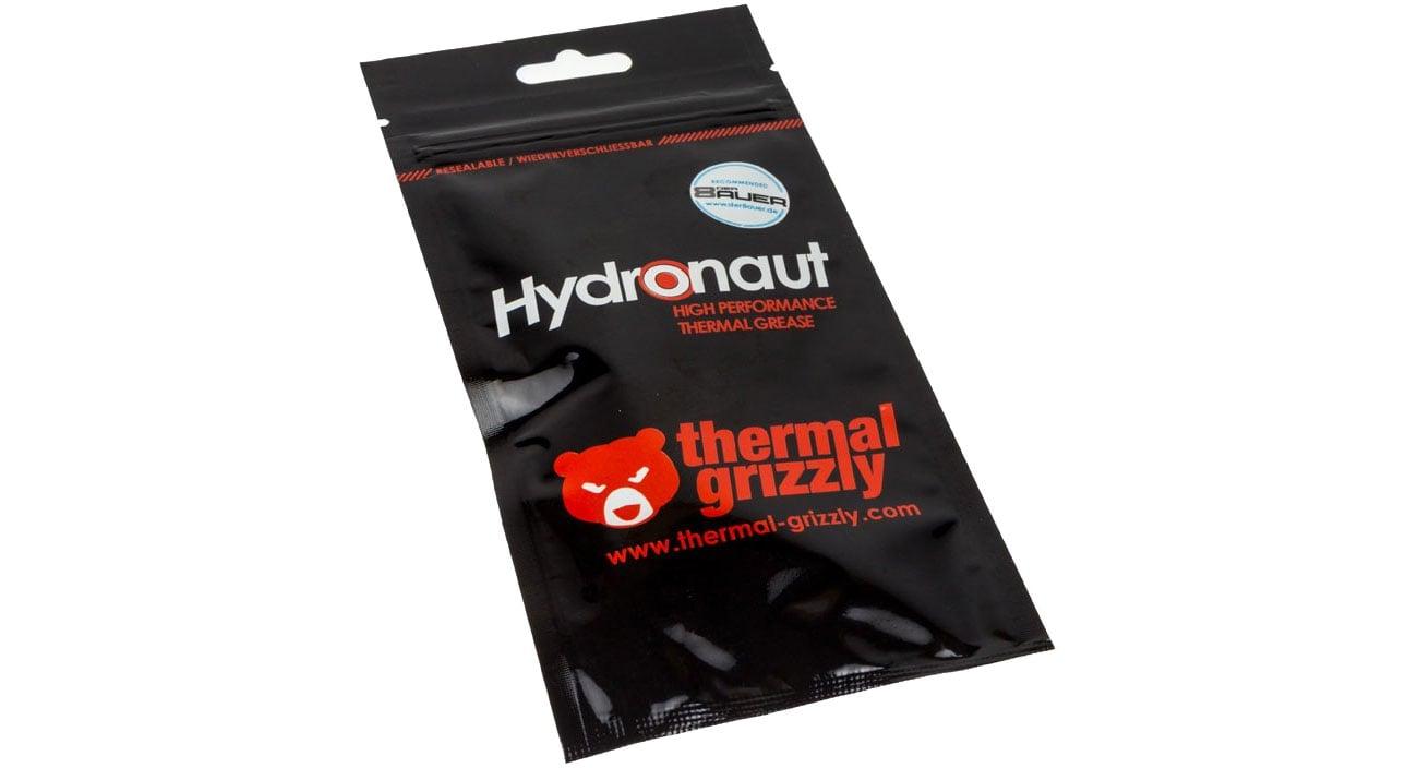 Pasta termoprzewodząca Thermal Grizzly Hydronaut 1g ZUWA-150 / TG-H-001-RS