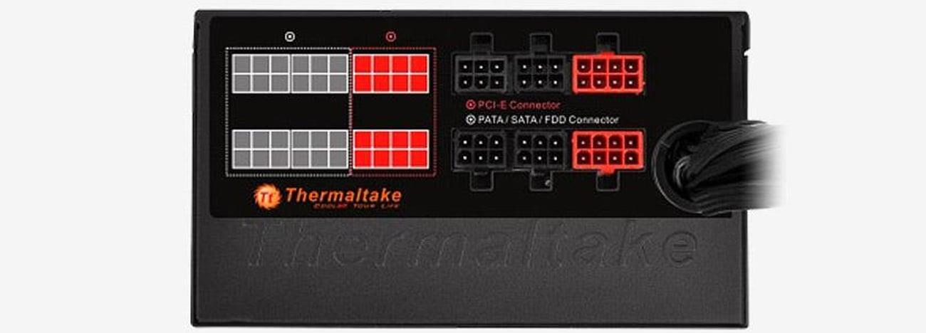 Zasilacz komputerowy Thermaltake 730W Smart SE Modular BOX