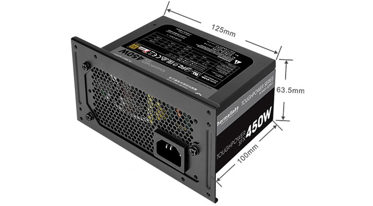Thermaltake Toughpower SFX 450W Gold modularny