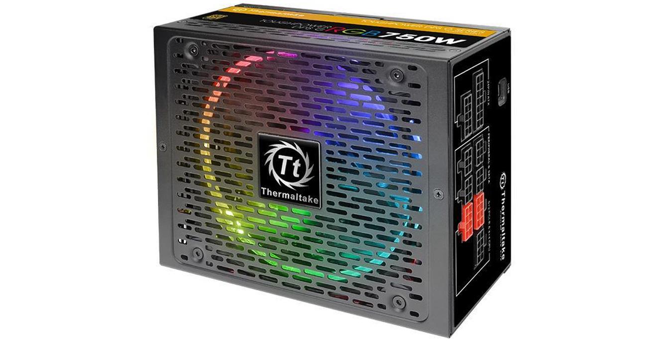 Thermaltake 750W Toughpower Grand Modular RGB 80+ Gold BOX