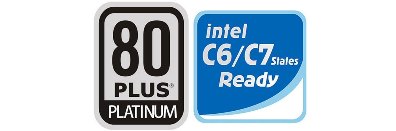 Certyfikat 80 PLUS Platinum