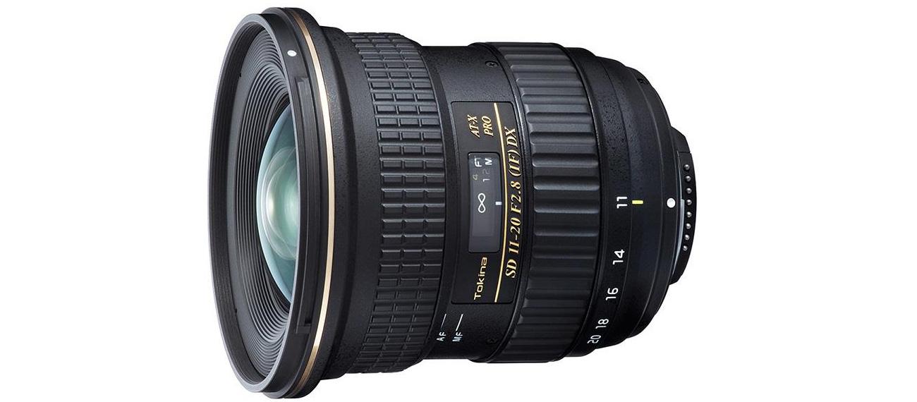 Obiektyw Tokina AT-X 11-20 f/2.8 PRO DX AF Nikon