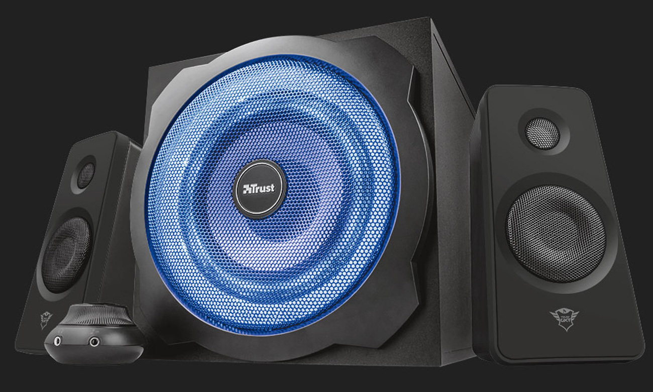 Trust 2.1 GXT 628 Illuminated Speaker Limited Edition