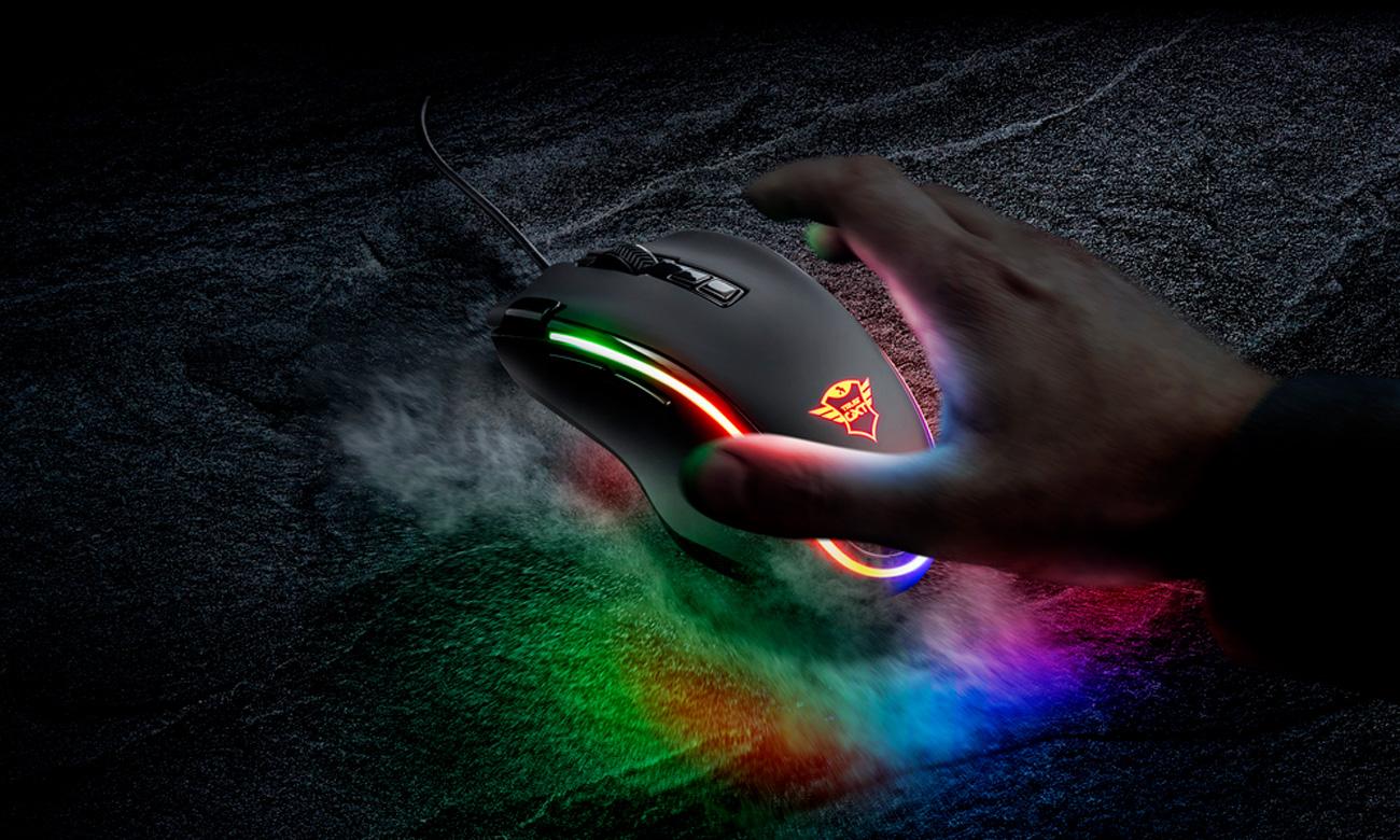 Trust GXT 188 Laban RGB Mouse