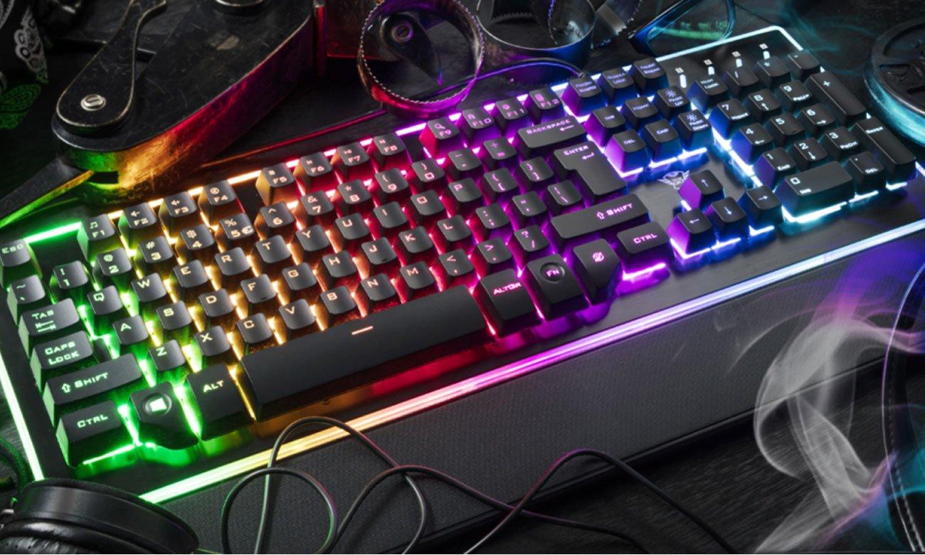 Trust GXT 860 Thura Semi-mechanical Keyboard