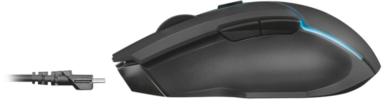 Trust GXT 161 Disan Wireless Gaming Mouse Bateria