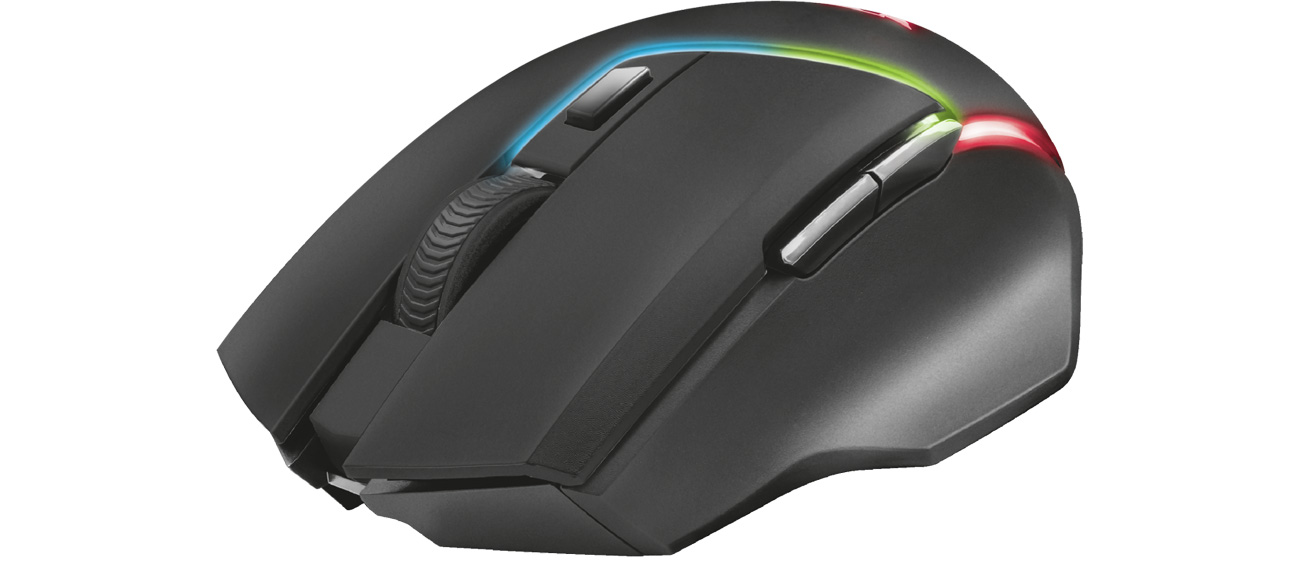 Trust GXT 161 Disan Wireless Gaming Mouse Wbudowana Pamięć
