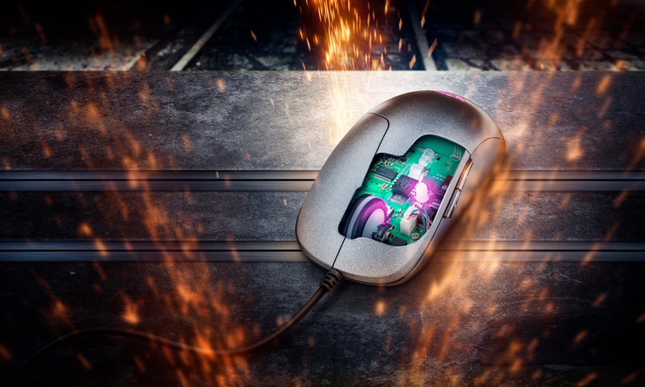 Trust GXT 180 Kusan Pro Gaming Mouse Budowa