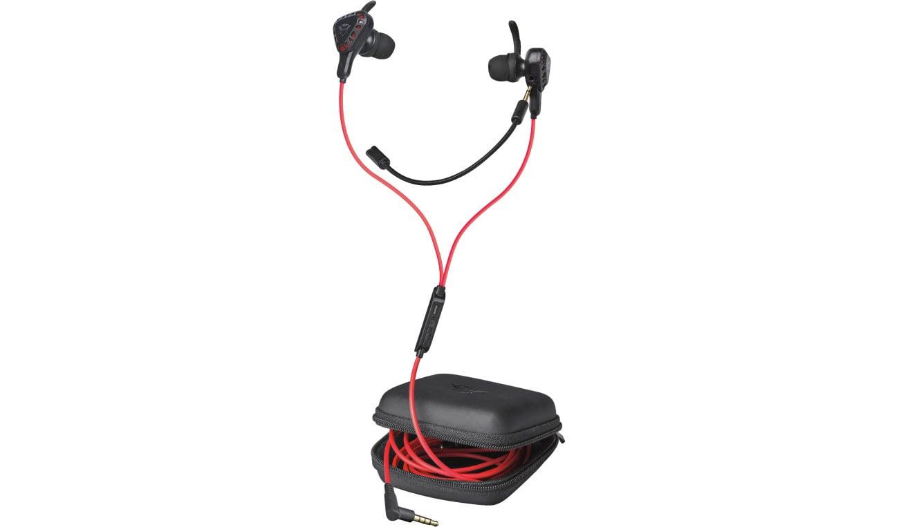 Słuchawki Trust GXT 408 Cobra Multiplatform Gaming 23029