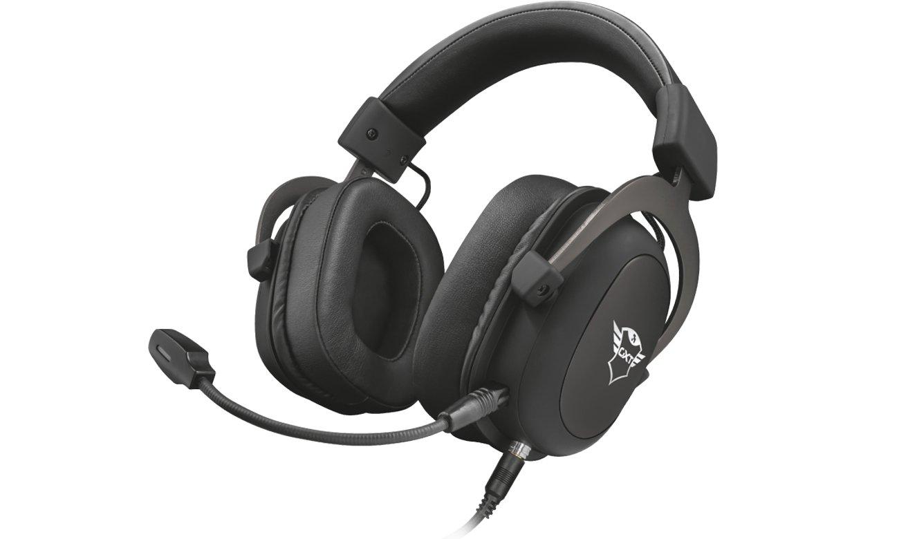 Słuchawki Trust GXT 414 Zamak Premium