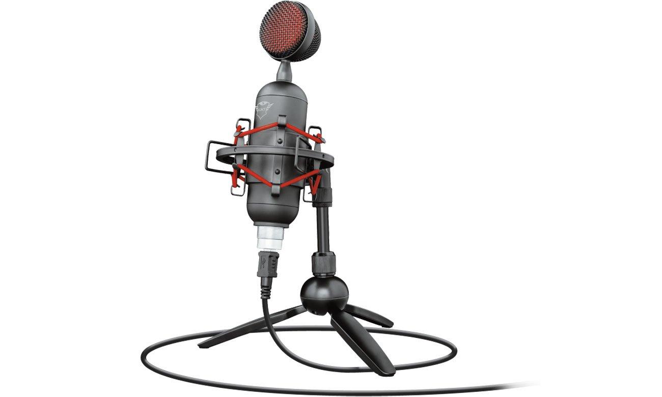 Mikrofon do streamingu Trust GXT 244 Buzz