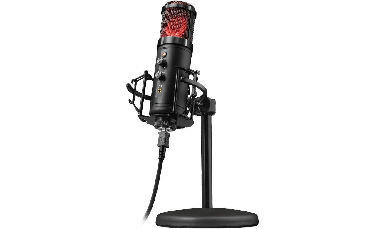 Mikrofon do streamingu Trust GXT 256 Exxo