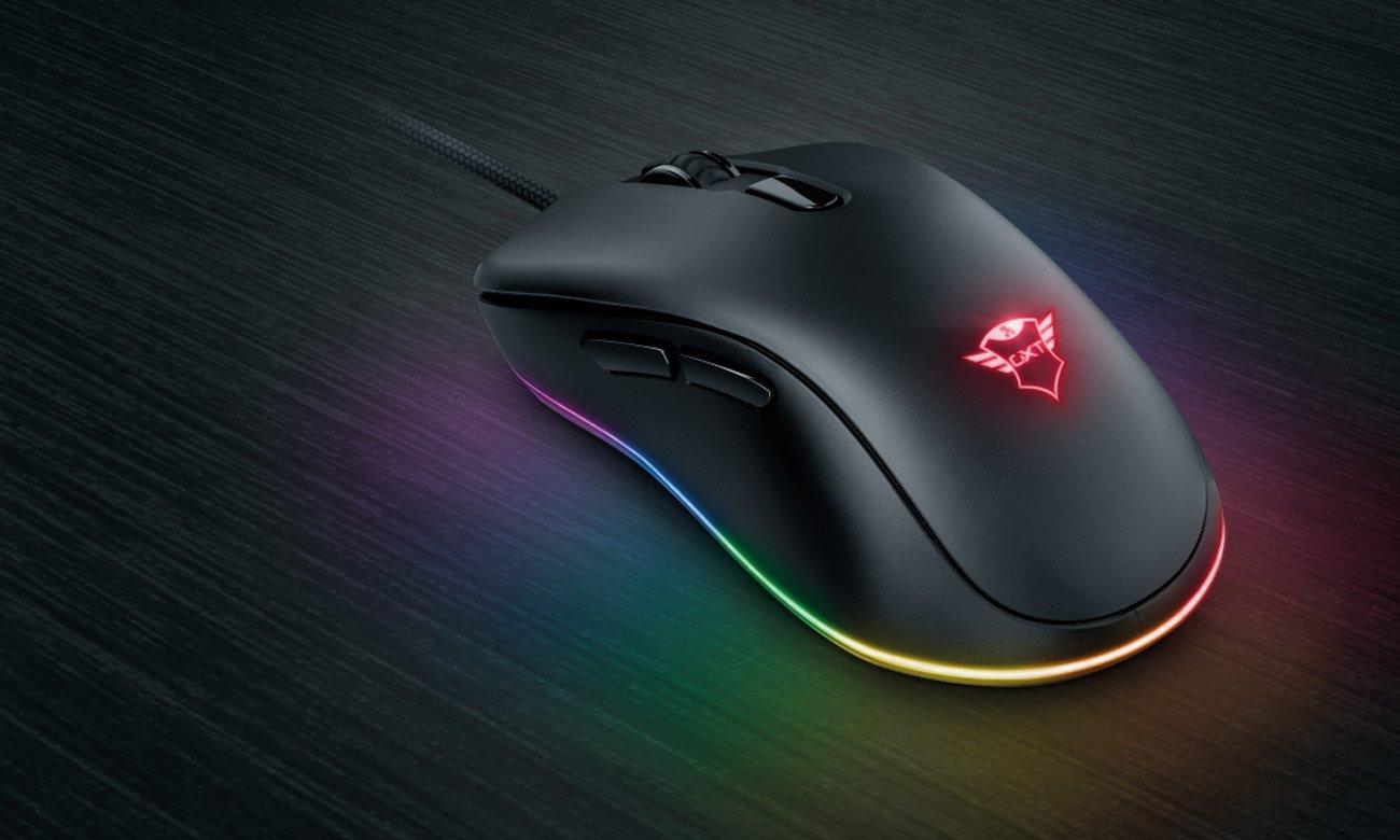Mysz dla graczy Trust GXT 930 Jacx RGB