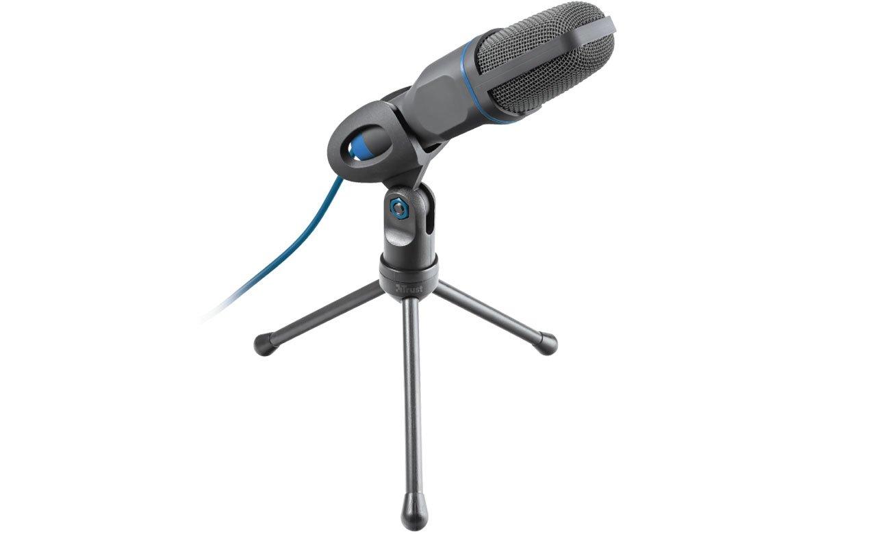 Mikrofon biurkowy Trust Mico USB