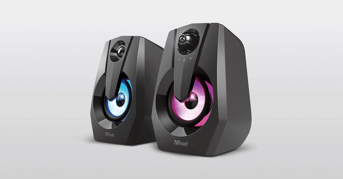 Głośniki Trust Ziva RGB 2.0