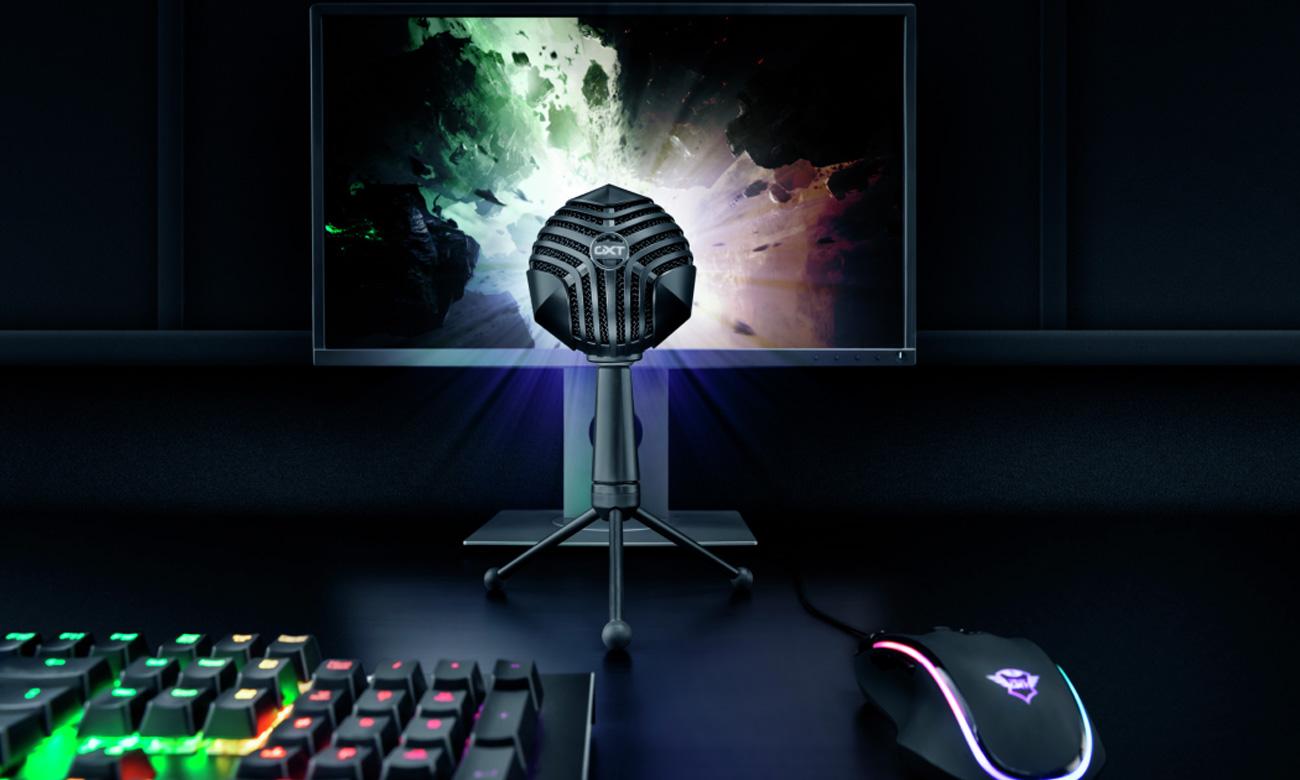 Mikrofon strumieniowy USB