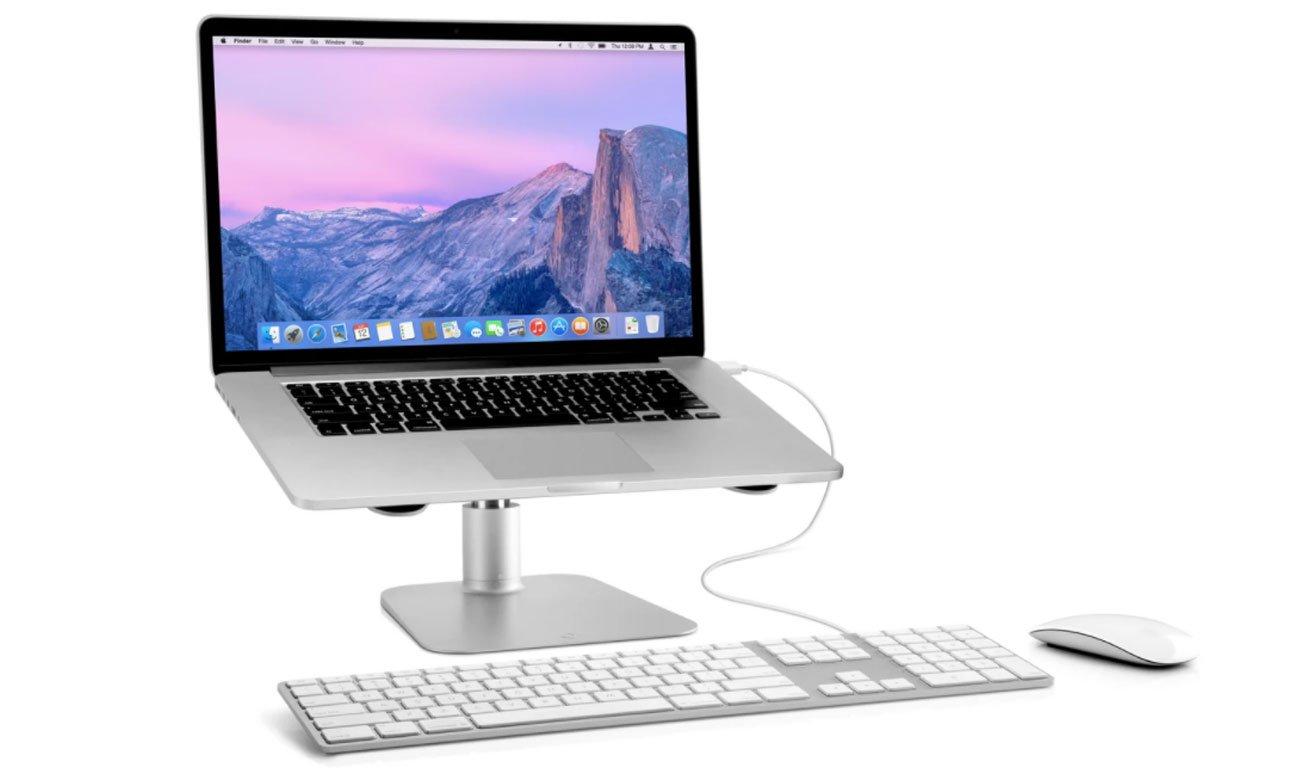 Wygoda laptopa, komfort komputera stacjonarnego.