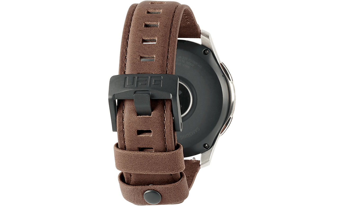 UAG Leather Watch Strap do 46mm