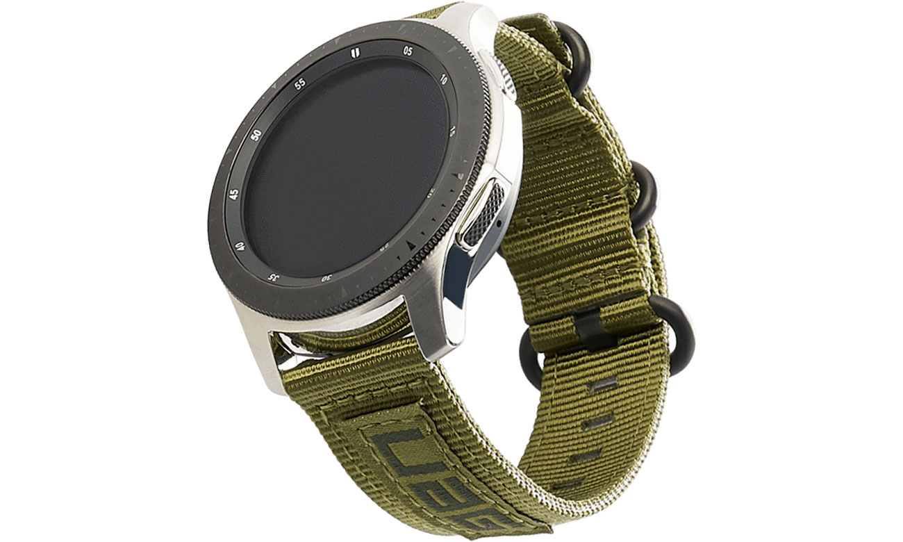 UAG Pasek Nylon Nato do 46 mm Olive 29180C114072