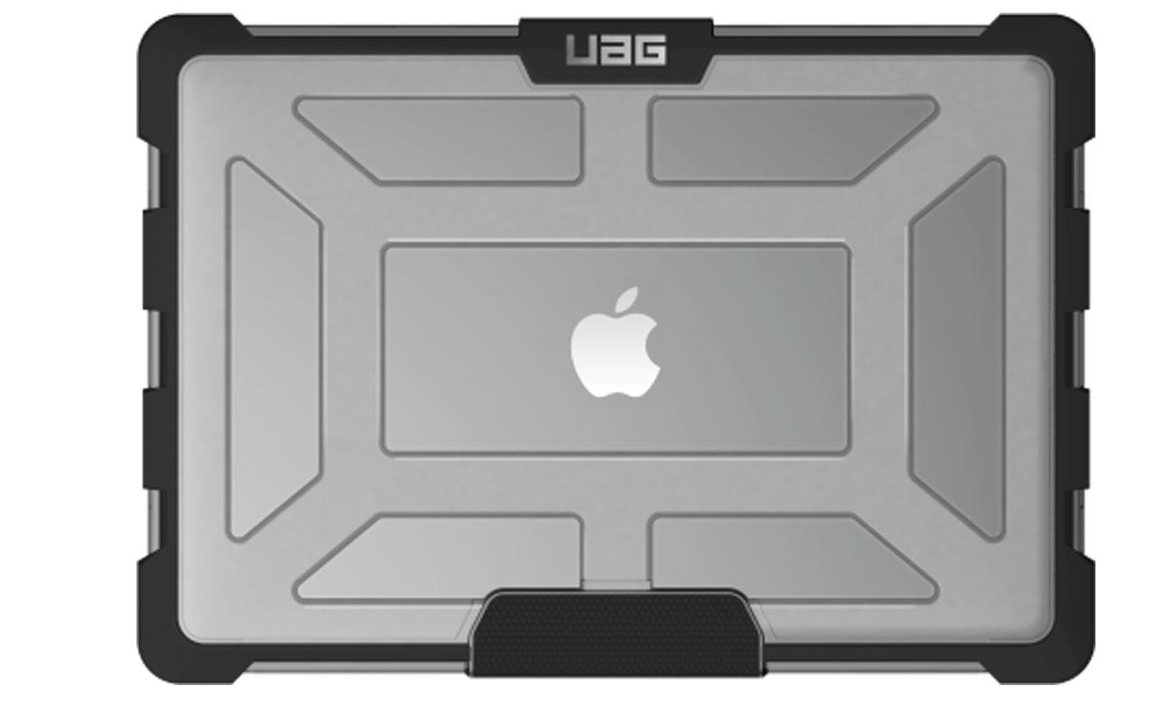Etui na laptopa UAG Plasma do MacBook 15 4G przeźroczysty