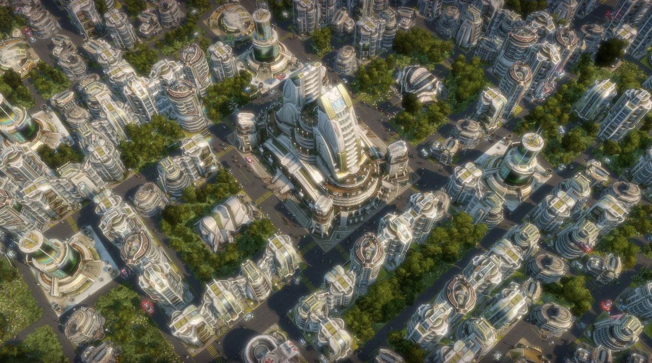 Gra PC Anno 2070