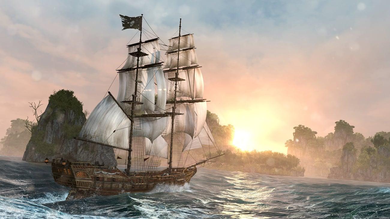 Assassin's Creed IV: Black Flag Eksploracja Świata