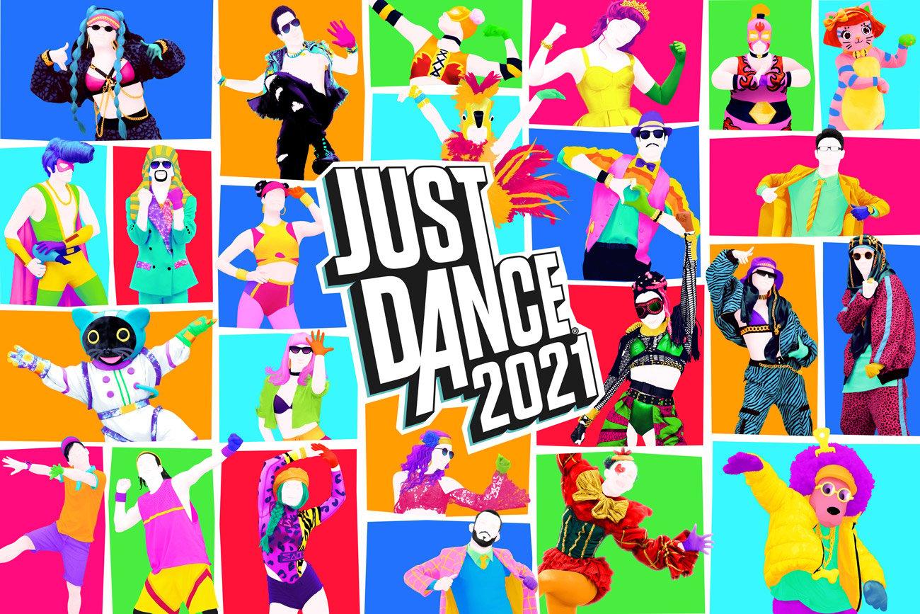 Gra Just Dance 2021 na PlayStation 4