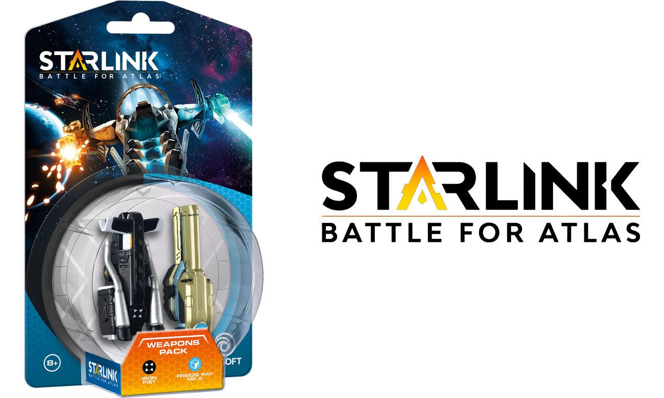 Pakiet Broni Iron Fist / Freeze Ray Mk. 2