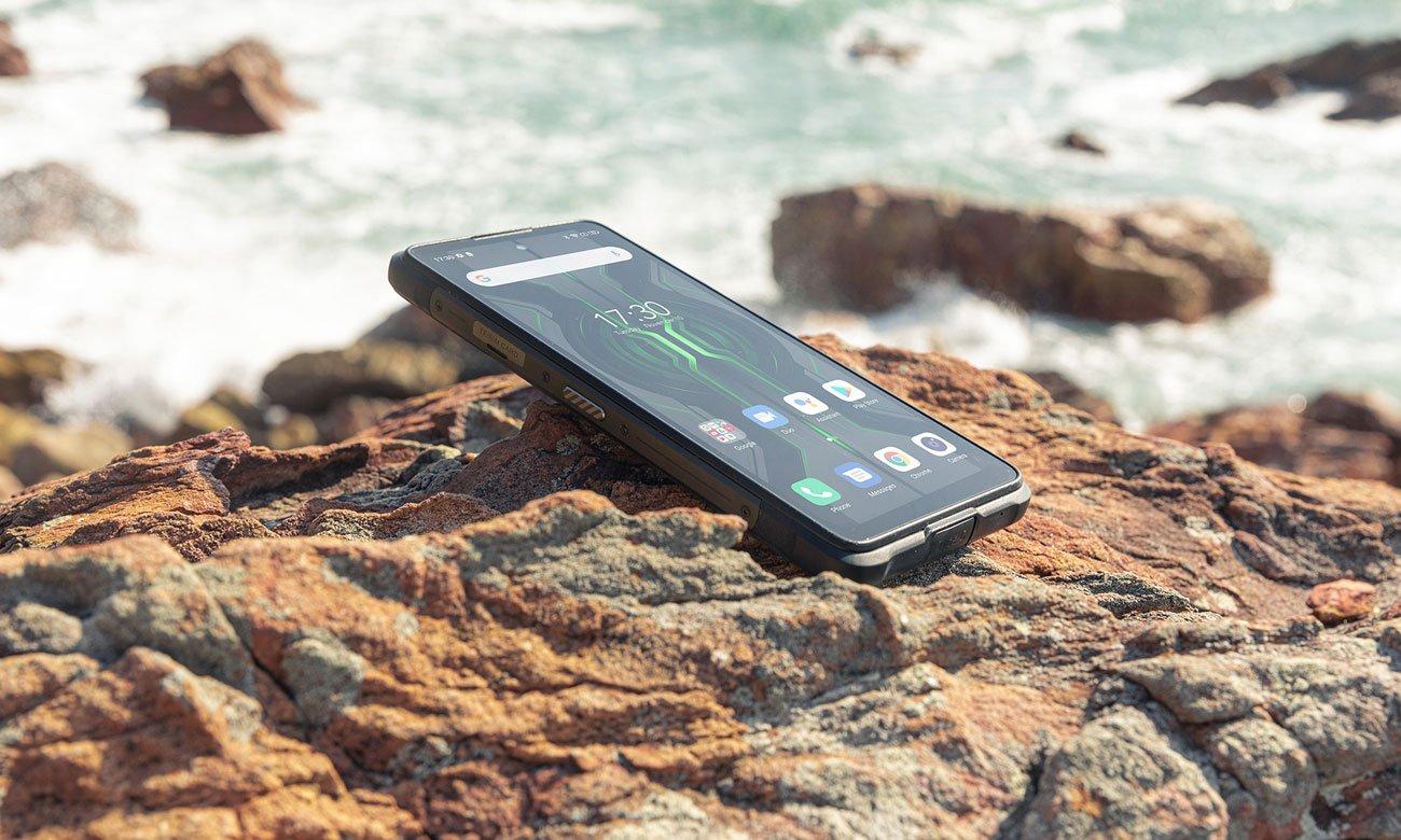 wytrzymały smartfon uleFone Armor 10 5G czarny
