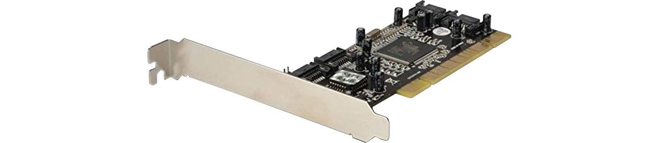 Unitek PCI Kontroler 4x SATA II Raid PCI-SATA150-4R