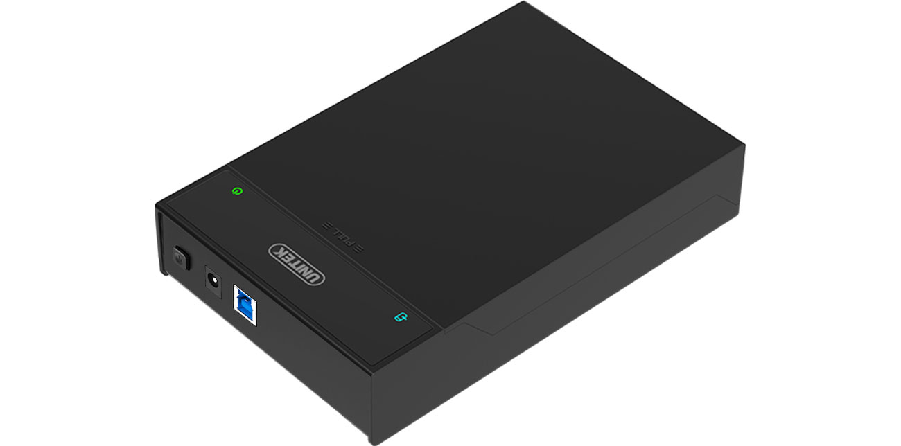 Obudowa dysku Unitek Obudowa do dysku 3.5'' USB 3.0 SATA Y-1090