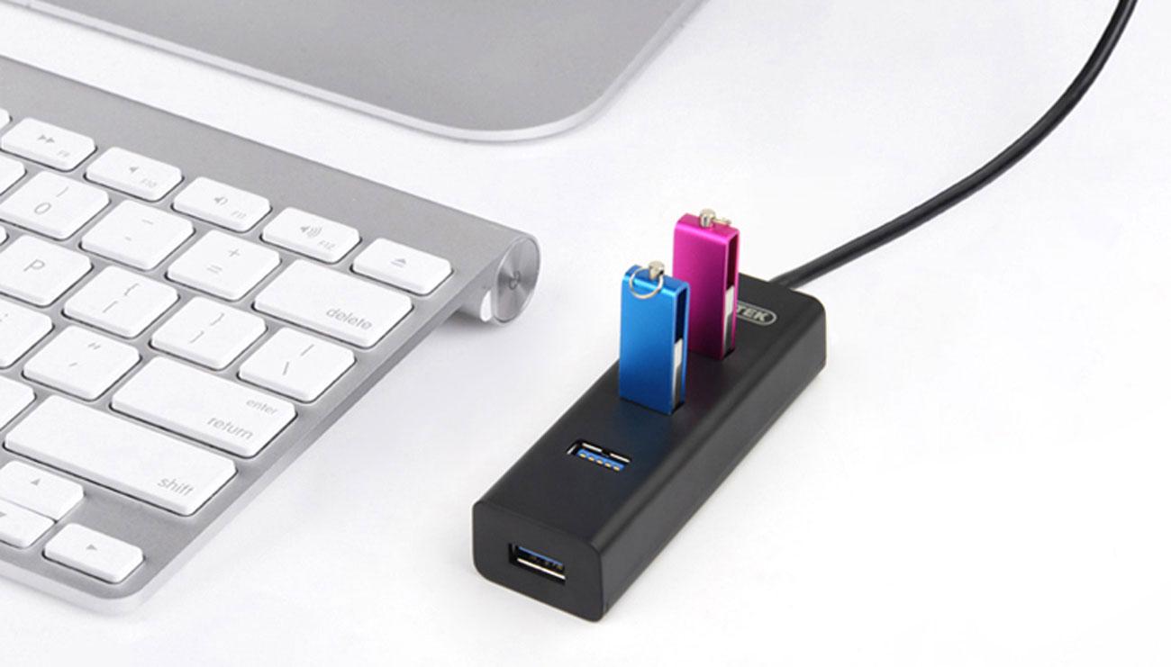 Hub USB 3.0 Unitek Y-3089
