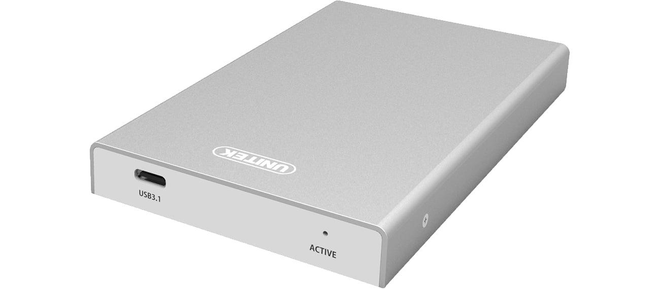 Unitek Y-3363 Obudowa USB-C