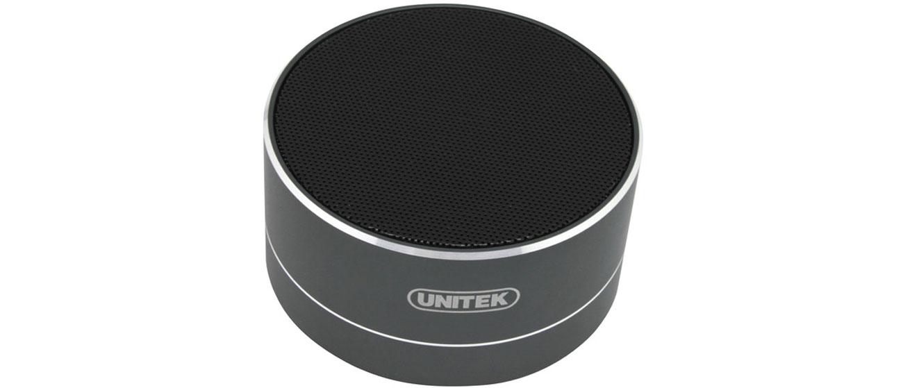 Głośnik bluetooth Unitek Y-B101GY