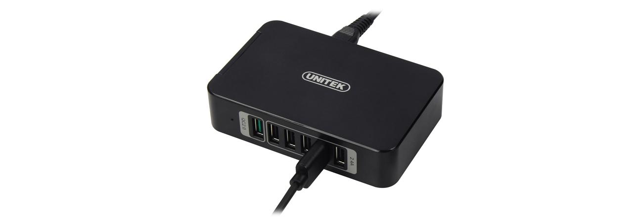 Unitek Y-P535 ładowarka USB
