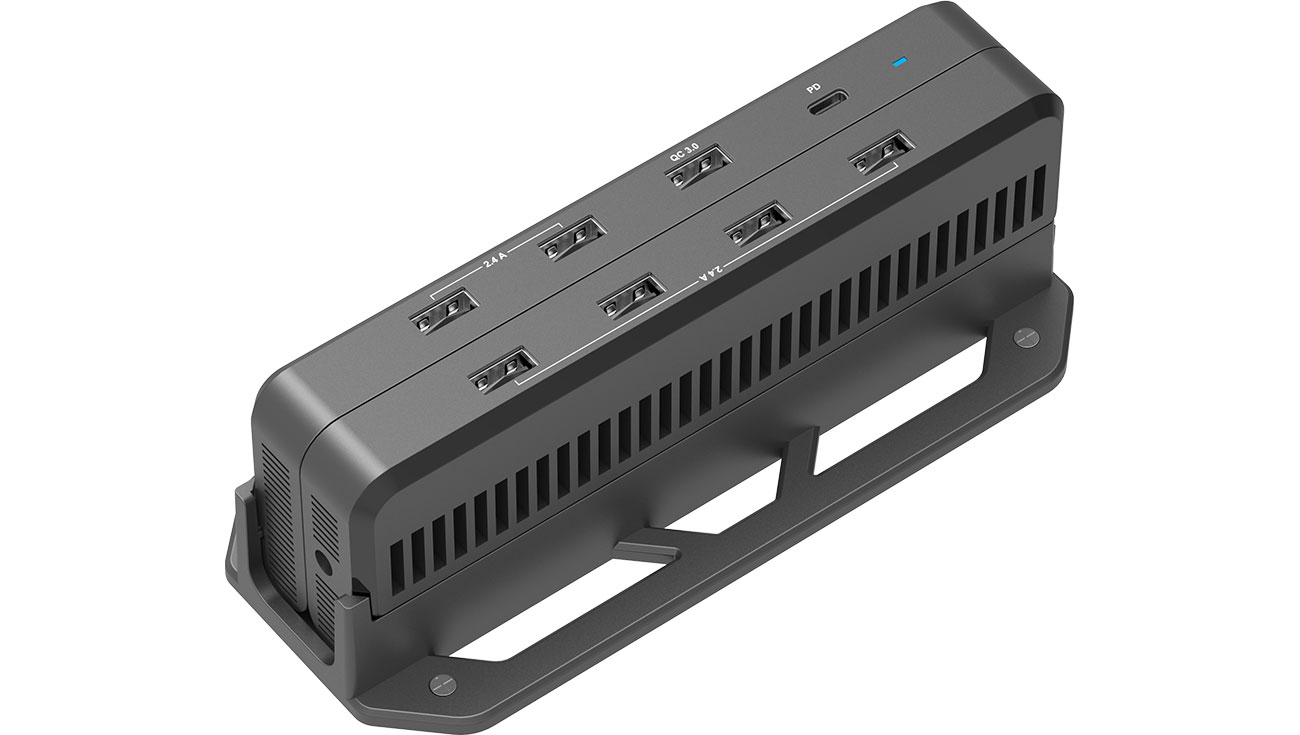 Unitek Stacja ładująca 6xUSB 1xQC 1x USB- C Y-PW10012