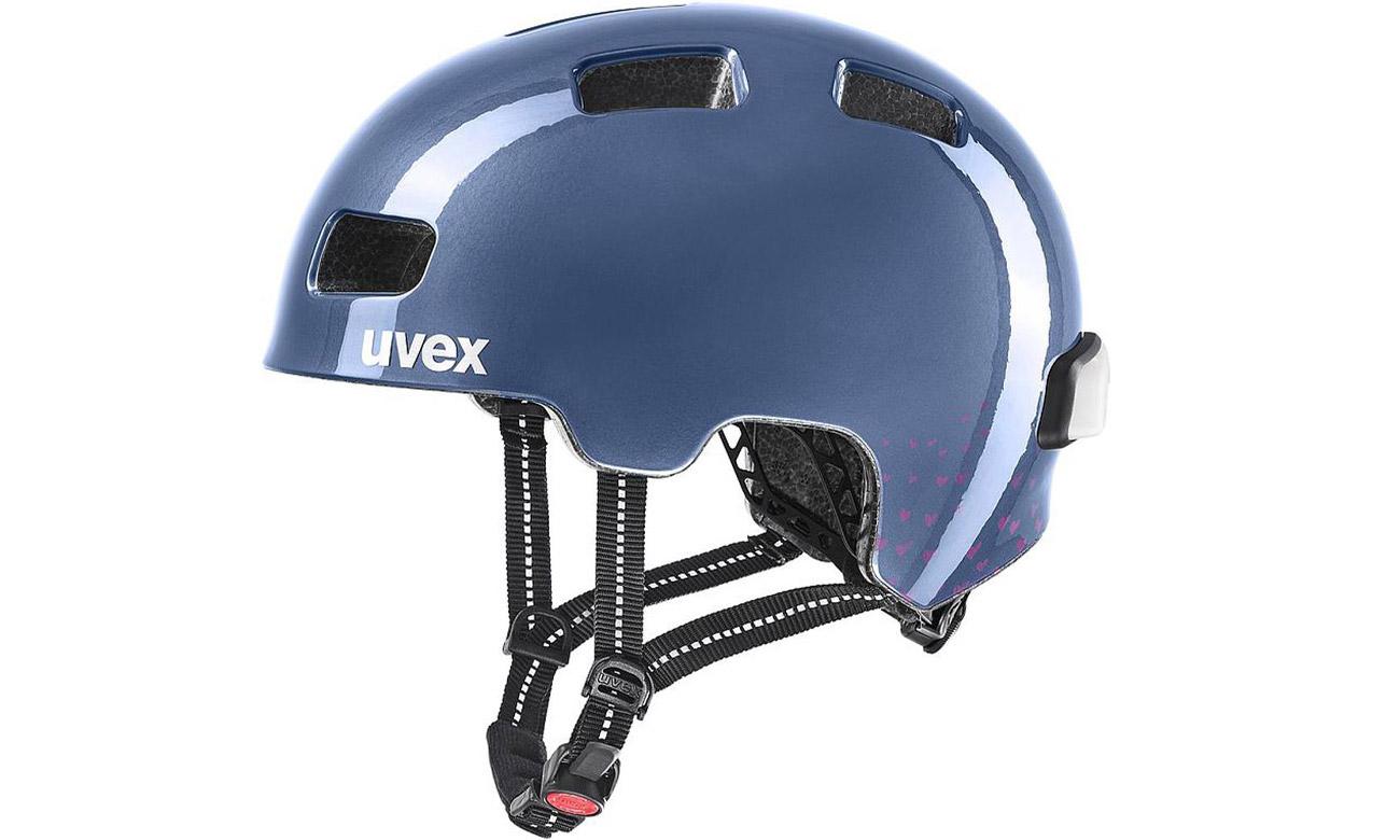 Kask ochronny UVEX City 4 Mini me 55-58 cm