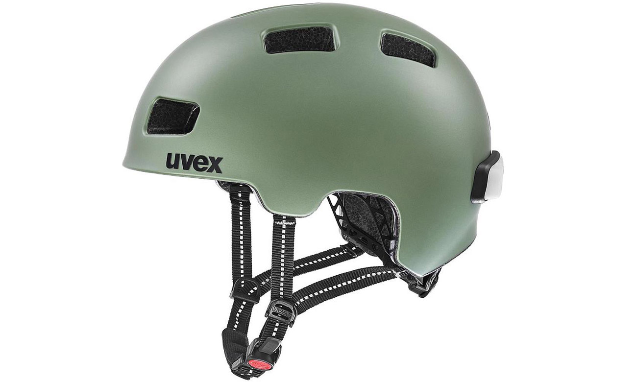 Kask ochronny UVEX City 4 58-61 cm Zielony