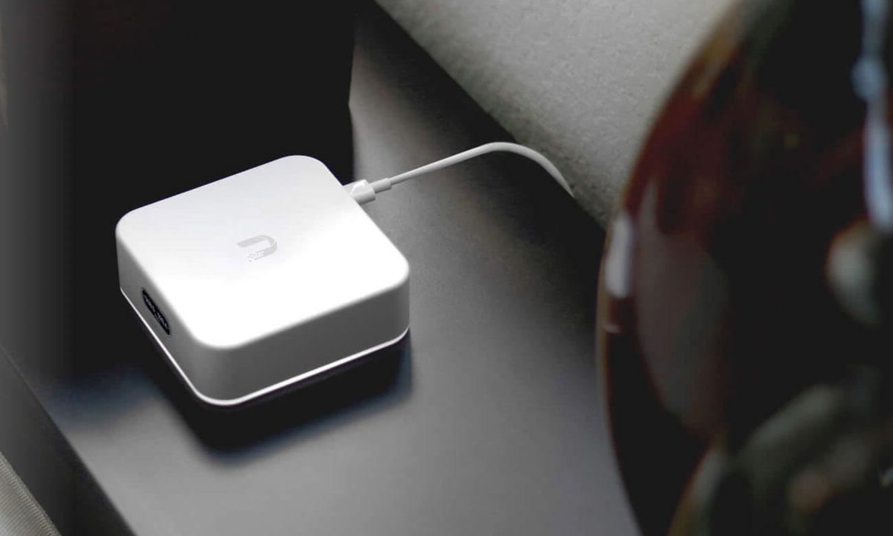 Ubiquiti AmpliFi Instant Mesh System - Podświetlenie, wyświetlacz