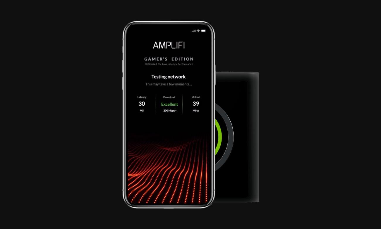 AmpliFi HD Gamer's Edition - Aplikacja