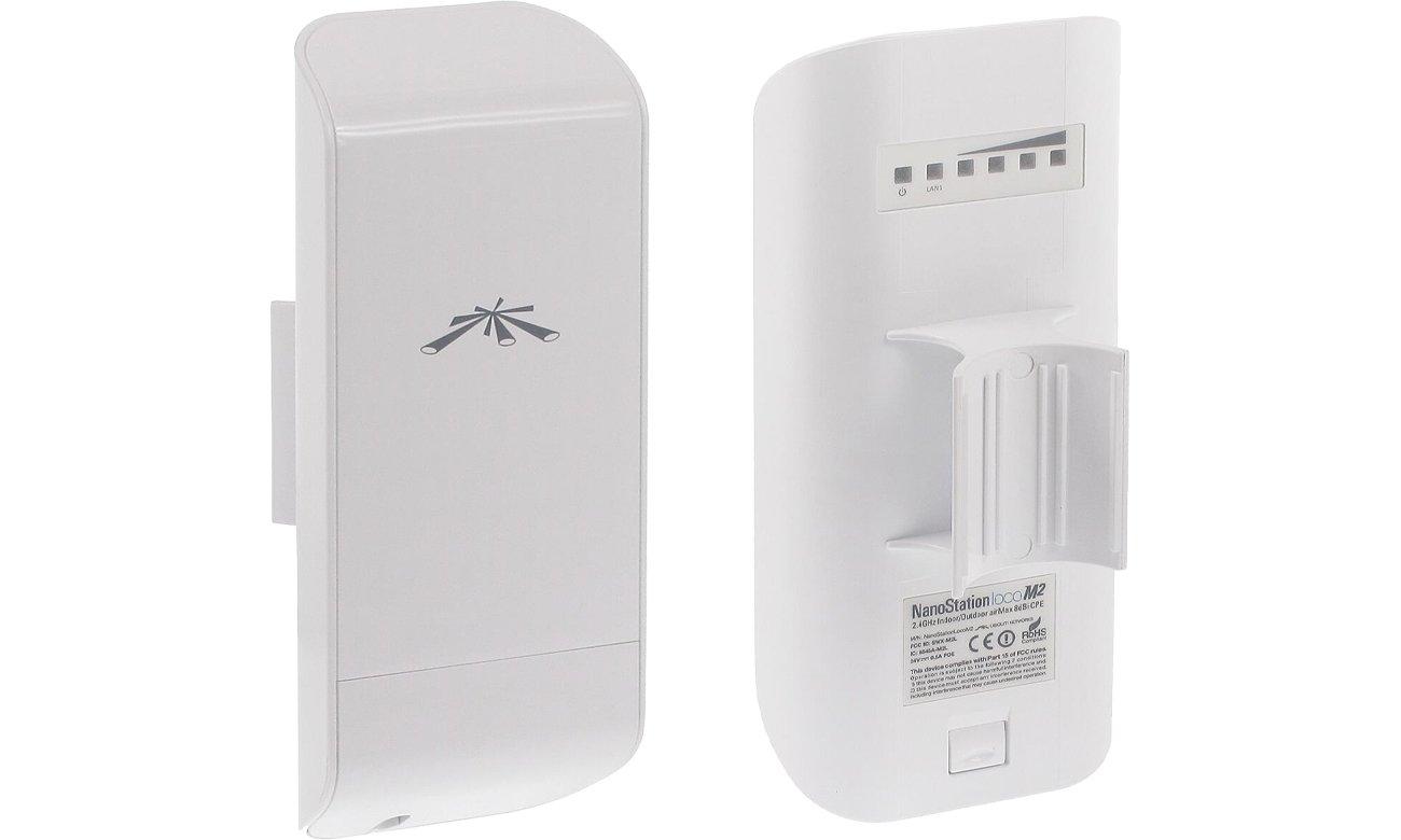 Most Wi-Fi (WDS) Ubiquiti airMAX NanoStation Loco M2