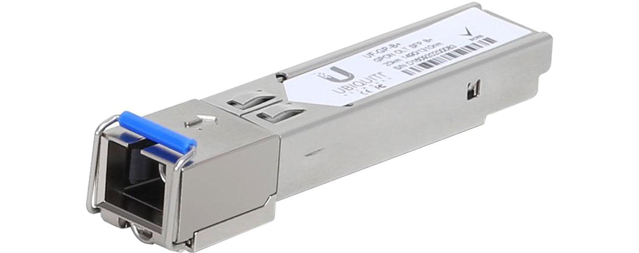 Moduł SFP Ubiquiti UF-GP-B+ Single-Mode 1.25Gbit 1xSC/UPC 2 szt.